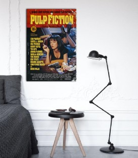 Pulp Fiction ( Ucuz Roman ) Poster  Kanvas Tablo