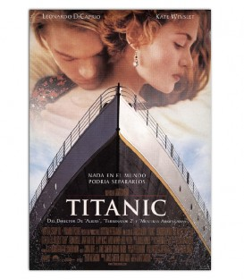Titanic - Poster Kanvas Tablo